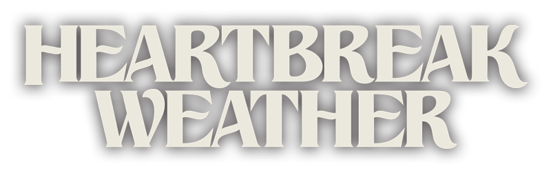 heartbreak weather logo